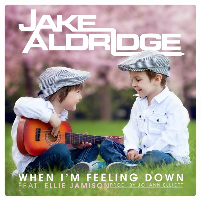 Jake Aldridge - When I'm Feeling Down - Artwork